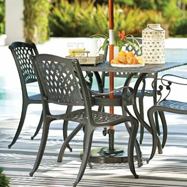 metal patio furniture you ll love in
