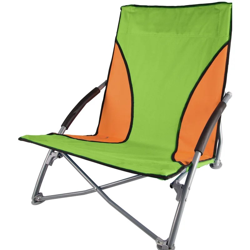 folding low beach chair jail restraint freeport park janet profile wayfair