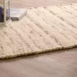 tapis decoratifs technique tresse
