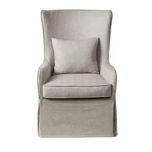 accent wingback chairs toddler high you ll love wayfair regis chair