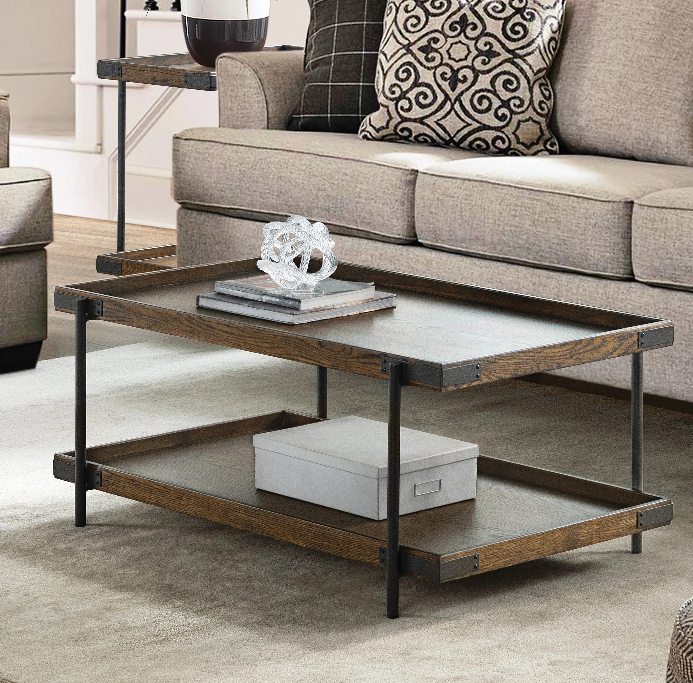 tray top coffee tables you ll love in
