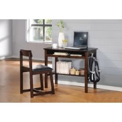 Computer Desk And Chair Set Safari High Sets You Ll Love Wayfair Ambrose Writing