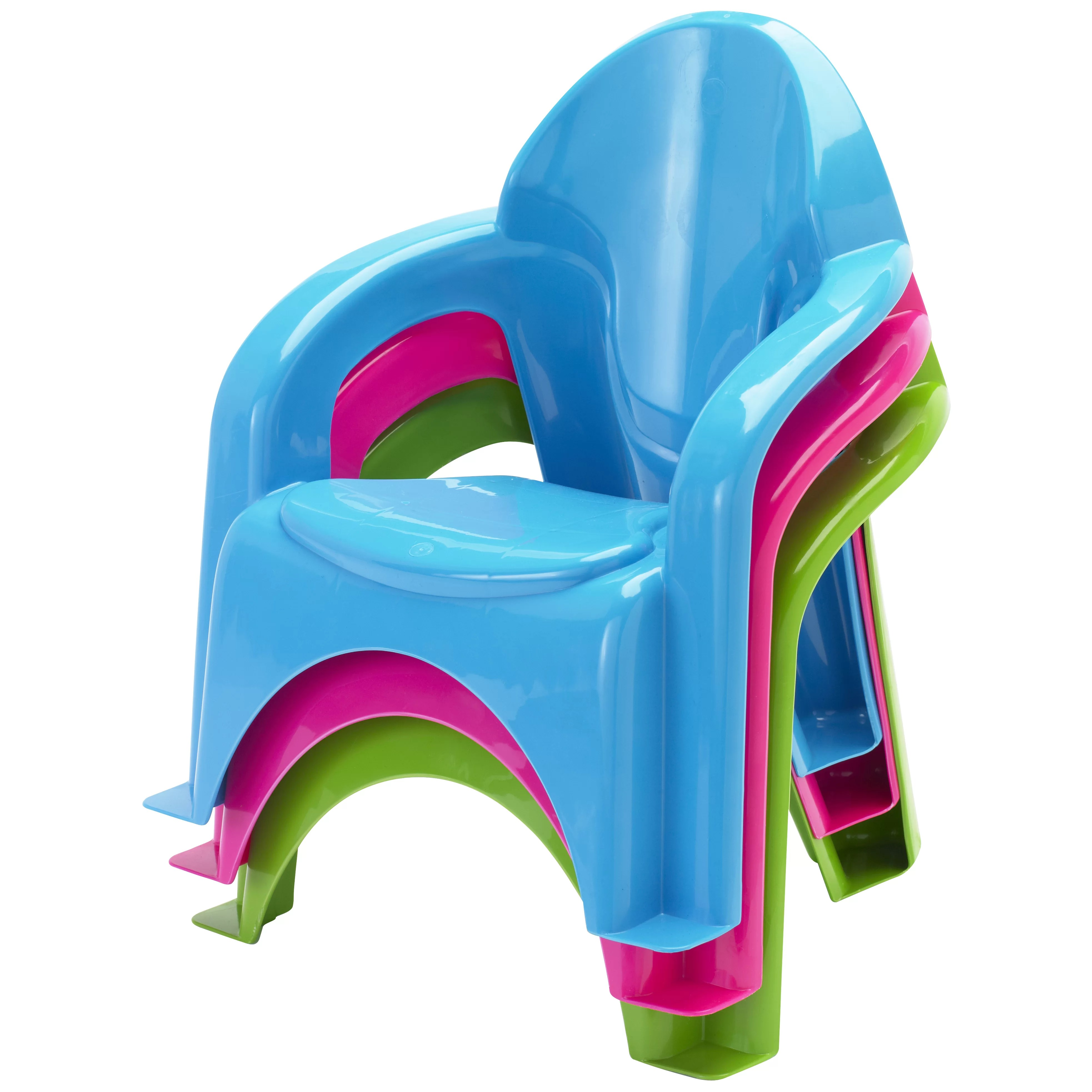 Plastic Kids Chairs Stacking Kids Chair