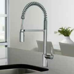Kitchen Faucet Moen Rolling Island Faucets You Ll Love Wayfair Quickview