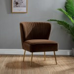 Brown Accent Chairs You Ll Love In 2020 Wayfair