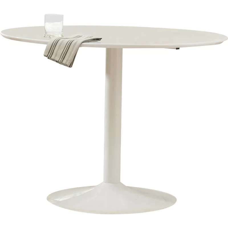 Very Small Round Dining Table