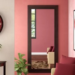 Full Length Mirror In Living Room L Shaped Sofa Designs Floor Mirrors Quickview