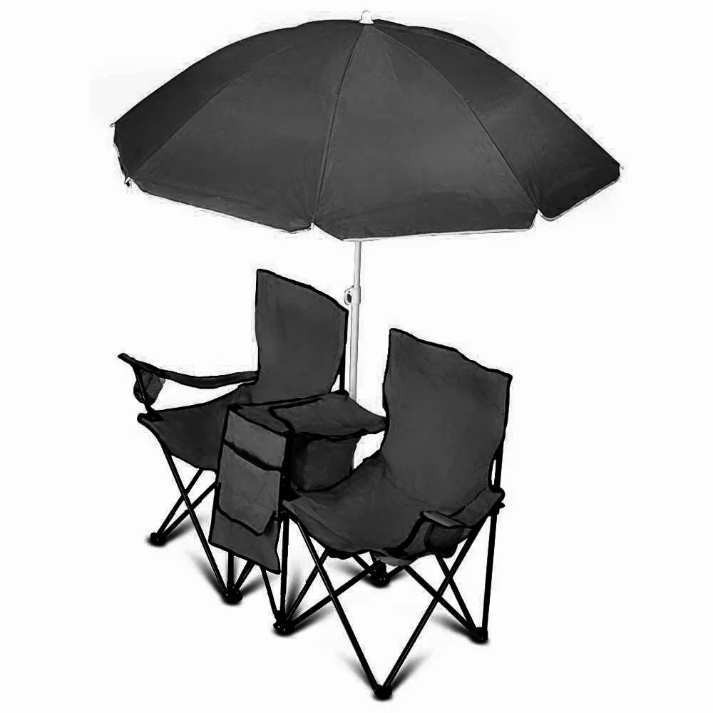 portable beach chair wingback dining vandue corporation goteam folding reviews wayfair