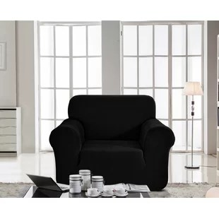 large chair covers classic barber chairs extra armchair wayfair quickview