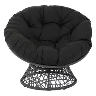 papasan chair frame and base electric recliner chairs argos only wayfair