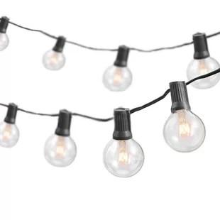 outdoor string lights wayfair