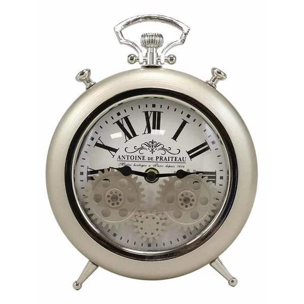 Old Fashioned Desk Clock Wayfair