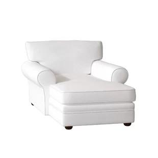 white chaise chair copa beach with canopy lounge chairs you ll love wayfair newton