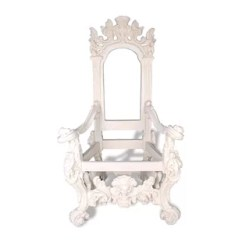 Throne Chair Cover Office Without Armrest Singapore King Wayfair Quickview