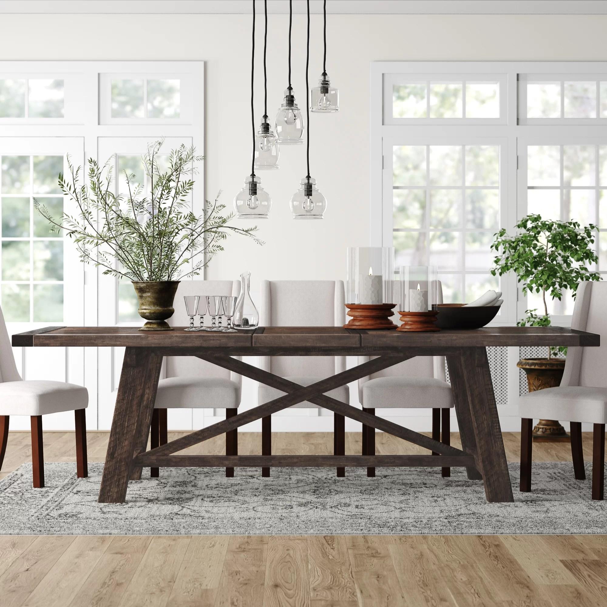 Rustic Farmhouse Tables Wayfair