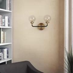 bedroom wall sconces wayfair