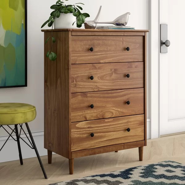 cheap black dresser