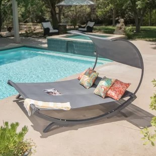 poolside lounge chairs small comfy chair outdoor you ll love wayfair quickview