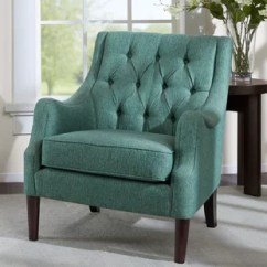 Blue Accent Chairs For Living Room Big Lots Computer Chair Teal Wayfair Quickview