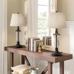 Side Lamps For Living Room Ranch Style Photos Table You Ll Love Wayfair Bescott 30 Lamp Set Of 2