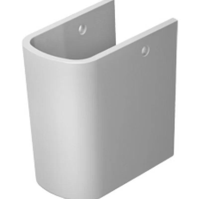 DuraStyle Half Pedestal for Wash Basin
