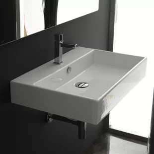 ada compliant wall mount bathroom sinks