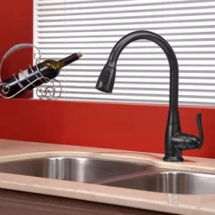 Bronze Kitchen Faucet Pull Down Cabinets Fayetteville Nc Faucets You Ll Love Wayfair Quickview