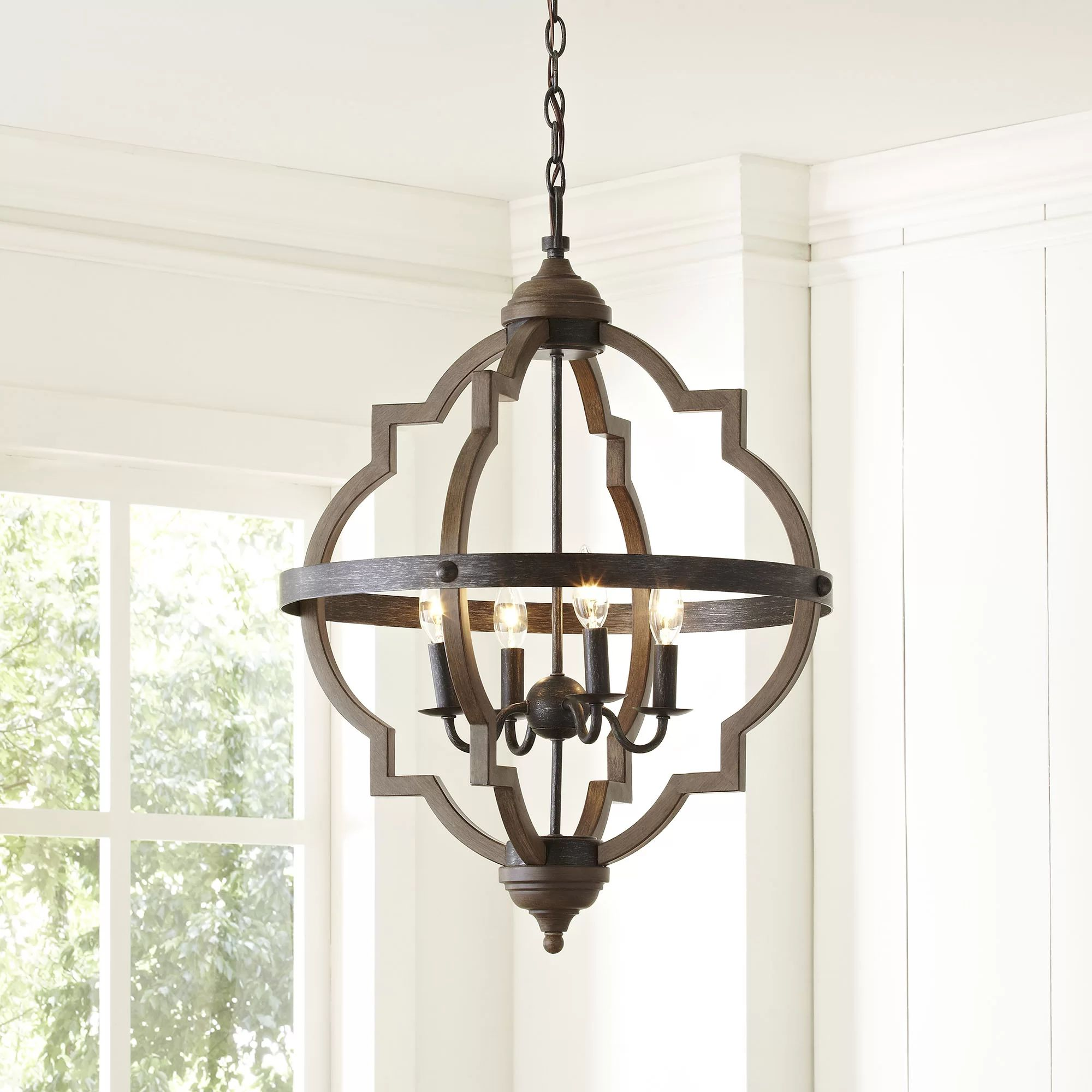 Explore Light Fixtures for Indoor-Outdoor with These Product Choices