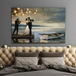 Paintings For Living Room Leather Couch Decorating Ideas Canvas Bedroom Wayfair Quickview