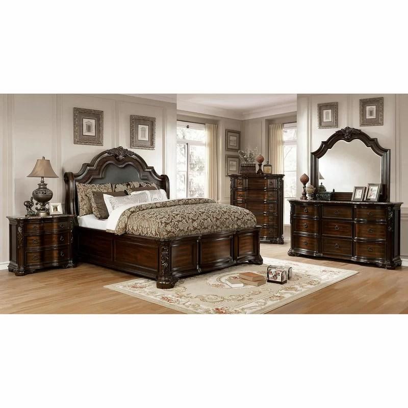 castleberry standard configurable bedroom set