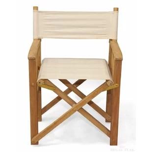 teak folding chair most expensive office wayfair quickview