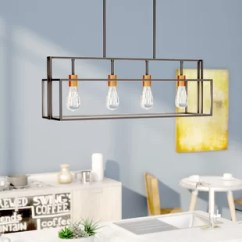 Kitchen Island Pendant Lights 19x33 Sink Pendants Birch Lane Quickview