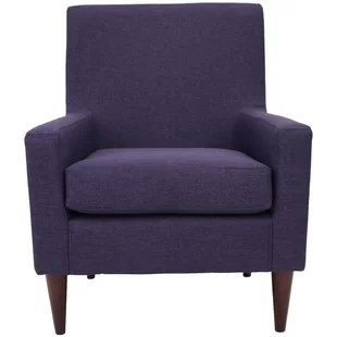 purple accent chair pool lounge chairs costco you ll love wayfair quickview