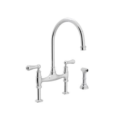 luxury bridge faucets kitchen faucets