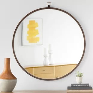 round mirrors you ll