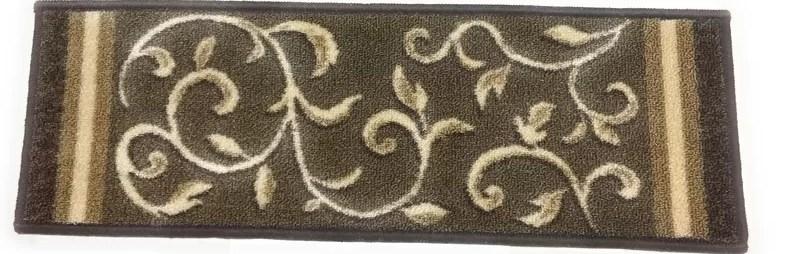 Fleur De Lis Living Weinert Non Slip Carpet Stair Tread Reviews | Rug Stair Treads Non Slip | Bullnose Carpet | Gloria Rug | Slip Resistant | Tread Covers | Flooring