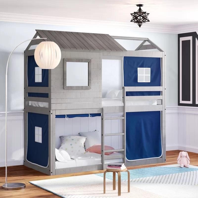 diaz twin bunk bed