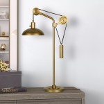 Swing Arm Table Lamps You Ll Love In 2020 Wayfair