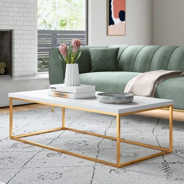 hanna frame coffee table
