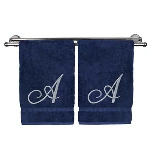 monogrammed towels you ll