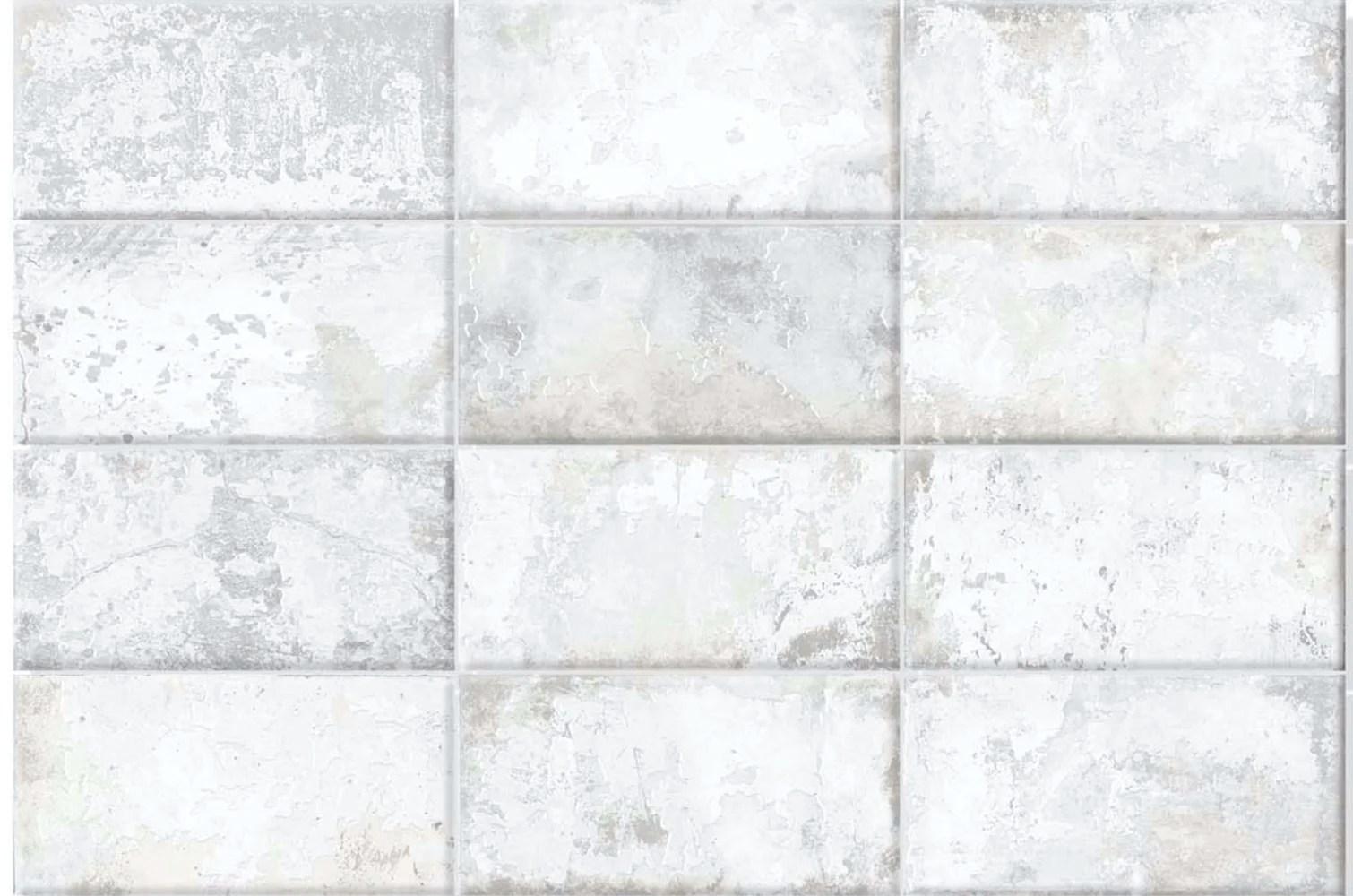 1 carton 5 sqft 3 x6 reactive glaze porcelain subway tile