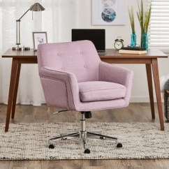 Lilac Office Chair Chinese Yoke Back Purple Chairs You Ll Love Wayfair Quickview