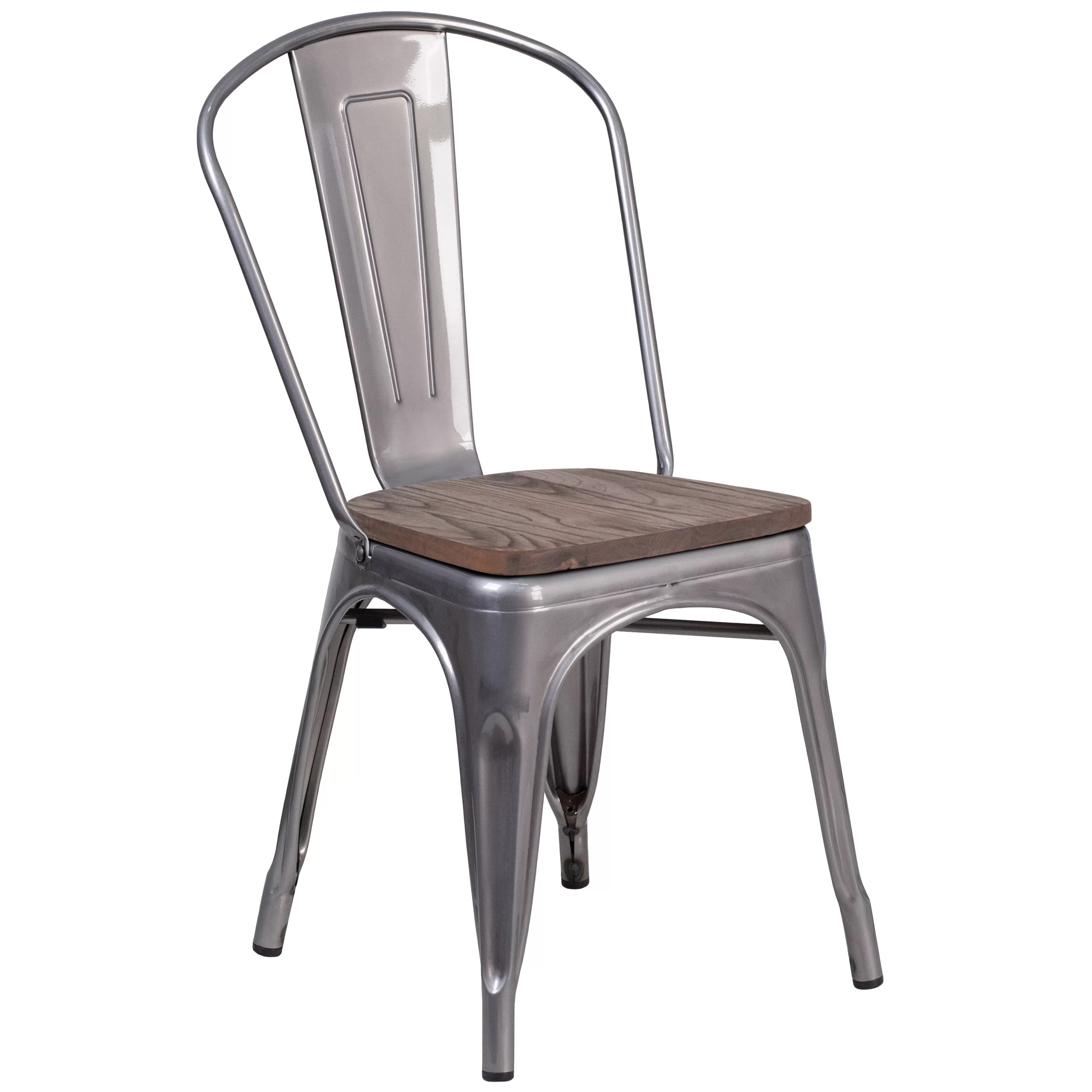 Dejon Stackable Dining Chair