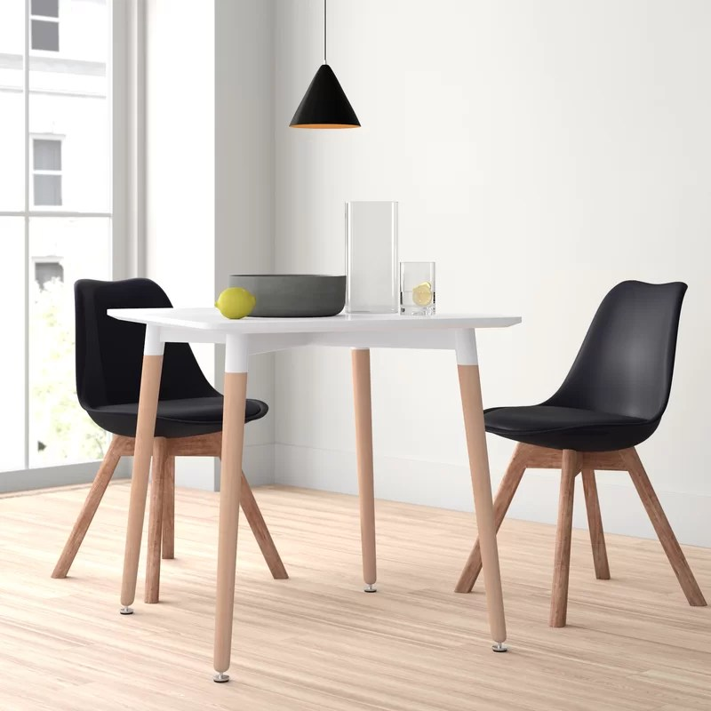 metz upholstered dining chair