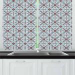 East Urban Home Vintage Kitchen Curtain Wayfair