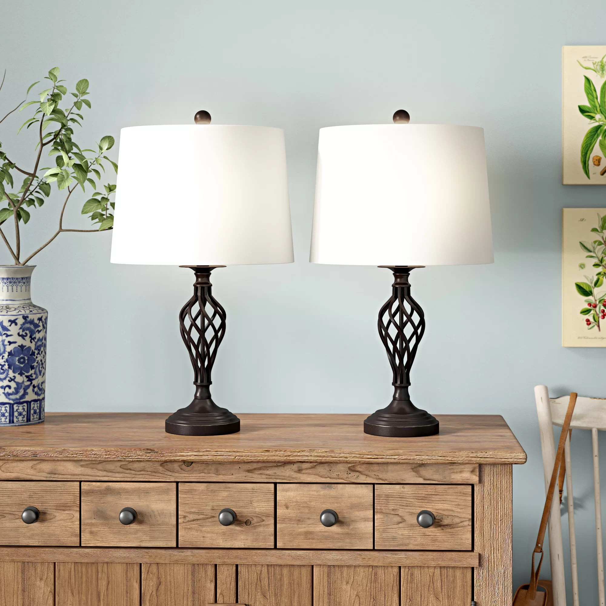 3 Way Table Lamps You Ll Love In 2020 Wayfair
