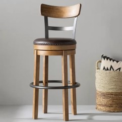 Bar Stool Chair Grey Leather Dining Room Chairs Stools You Ll Love Wayfair