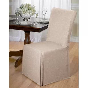kitchen chair covers for vanity dining you ll love wayfair quickview