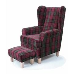 Wingback Chair Uk Navy Bean Bag And Footstool Wayfair Co Rockleigh