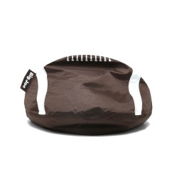 Football Bean Bag Chair Disposable Banquet Covers Comfort Research Big Joe Reviews Wayfair